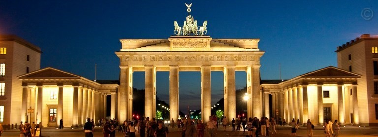Berlin by Night Tour